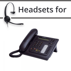 Headsets for Alcatel-Lucent IP Touch 4018