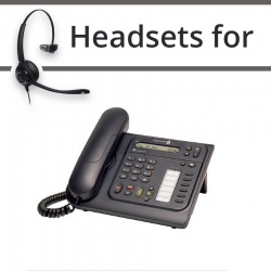 Headsets for Alcatel-Lucent IP Touch 4019