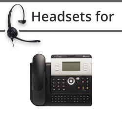 Headsets for Alcatel-Lucent IP Touch 4029