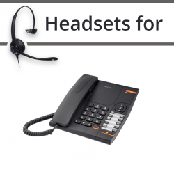 Headsets for Alcatel-Temporis 380