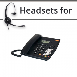 Headsets for Alcatel-Temporis 580