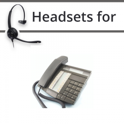 Headsets for Alcatel 4012