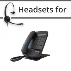 Headsets for Alcatel 8002