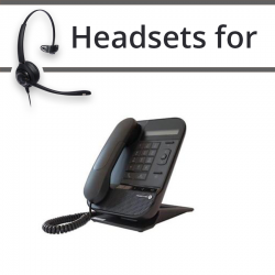 Headsets for Alcatel 8012