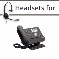 Headsets for Alcatel 803