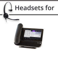 Headsets for Alcatel 8082