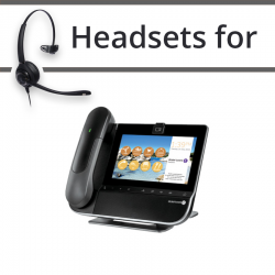 Headsets for Alcatel 8088