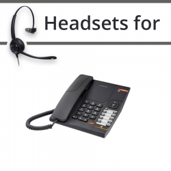 Headsets for Alcatel Temporis 350