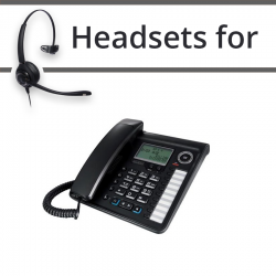 Headsets for Alcatel Temporis 700