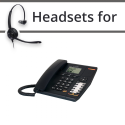 Headsets for Alcatel Temporis 780