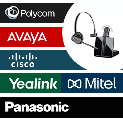 Manufacturer Optimised Headsets