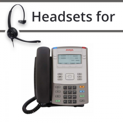 Headsets For Avaya  1120E