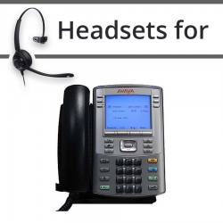 Headsets For Avaya  1140E