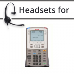 Headsets For Avaya  1150E