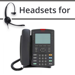 Headsets For Avaya  1230