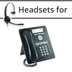 Headsets For Avaya  1408