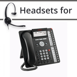 Headsets For Avaya  1416