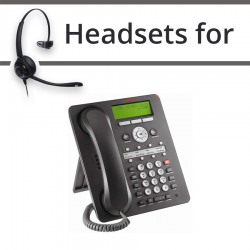 Headsets For Avaya  1608i
