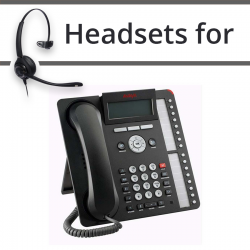 Headsets For Avaya  1616i