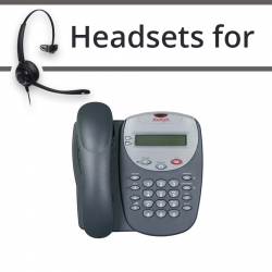 Headsets For Avaya  2402