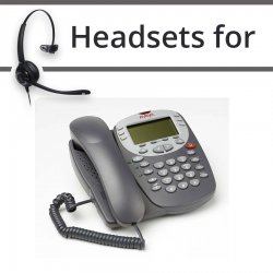 Headsets For Avaya  2410