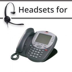 Headsets For Avaya  2420