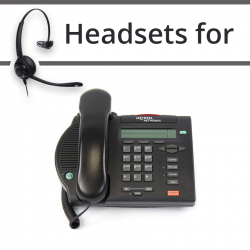 Headsets For Avaya  3902