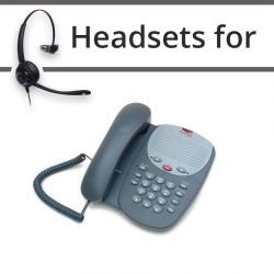 Headsets For Avaya  4601