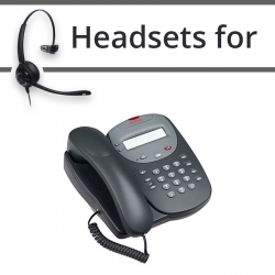 Headsets For Avaya  4602