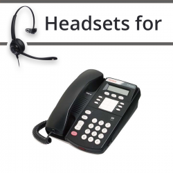 Headsets For Avaya  4606