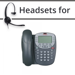 Headsets For Avaya  4610SW