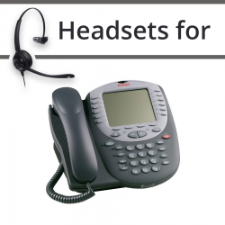 Headsets For Avaya  4620
