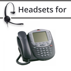Headsets For Avaya  4621SW