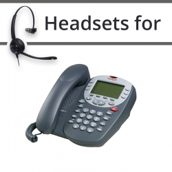 Headsets For Avaya  5410