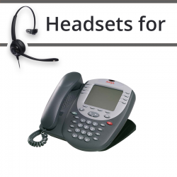 Headsets For Avaya  5402