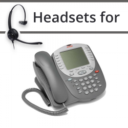 Headsets For Avaya  5620