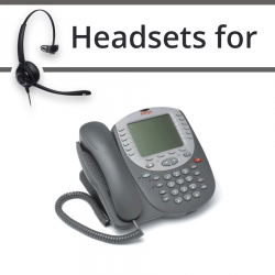 Headsets For Avaya  5621SW