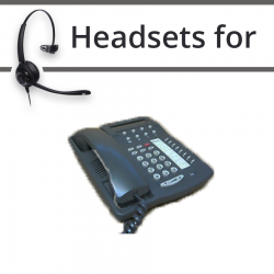 Headsets For Avaya  6420D