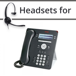 Headsets For Avaya  9403