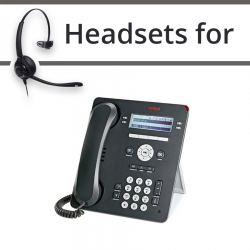 Headsets For Avaya  9404