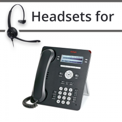 Headsets For Avaya  9406