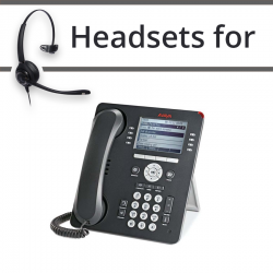 Headsets For Avaya  9408