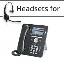 Headsets For Avaya  9410