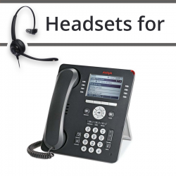 Headsets For Avaya  9434