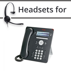 Headsets For Avaya  9504