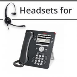 Headsets For Avaya  9508