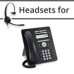 Headsets For Avaya  9608G