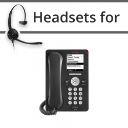 Headsets For Avaya  9610