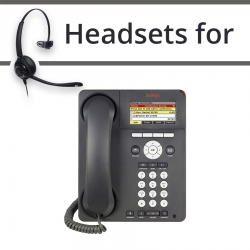 Headsets For Avaya  9620C