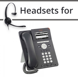 Headsets For Avaya  9620L